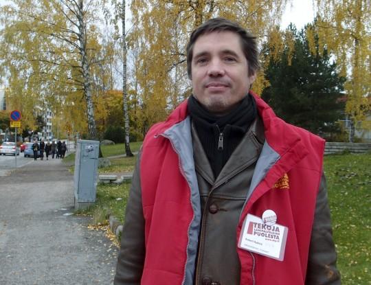 Robert Ryömä Roihuvuoressa
