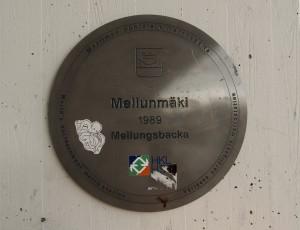 Maailman pohjoisin metroasema Mellunmäki