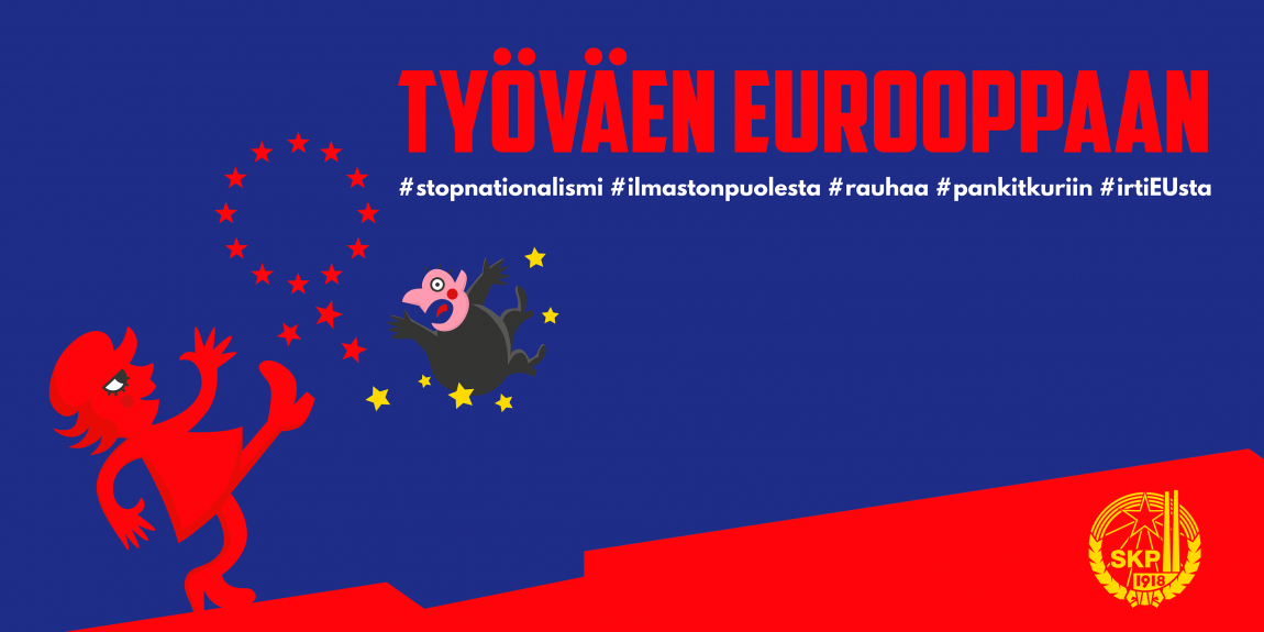 Kohti työväen Eurooppaa