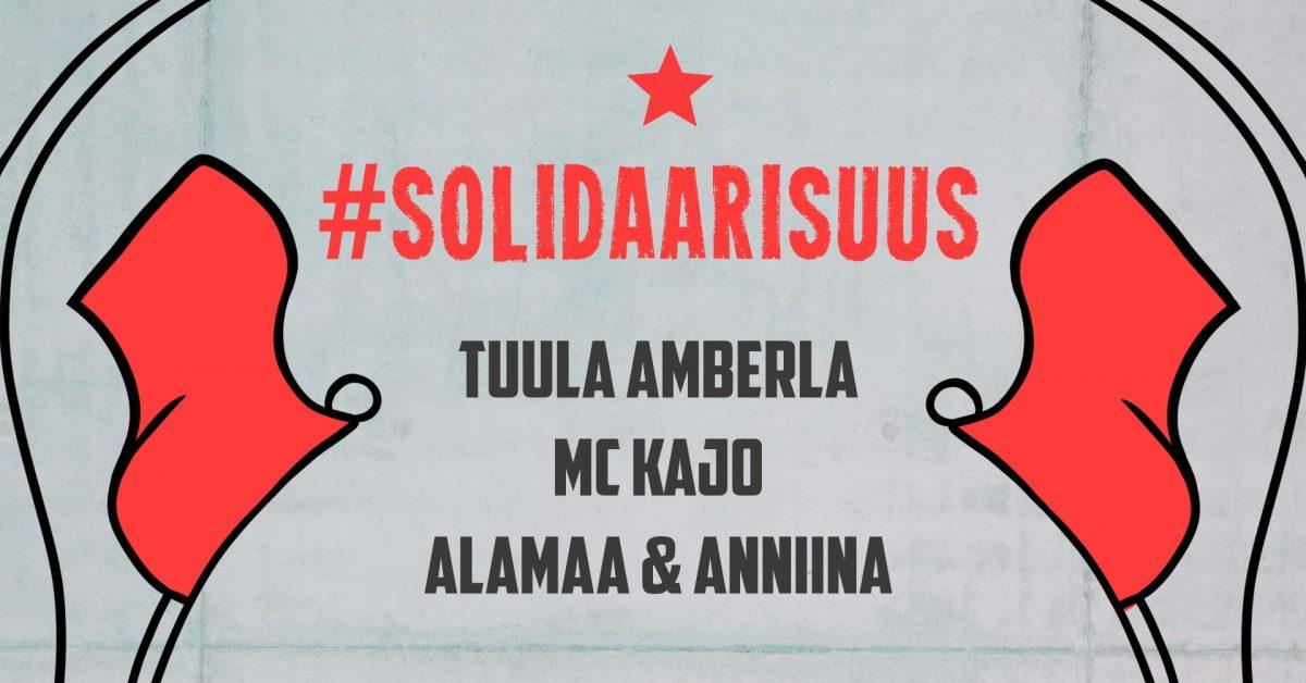 Solidaarisuus
