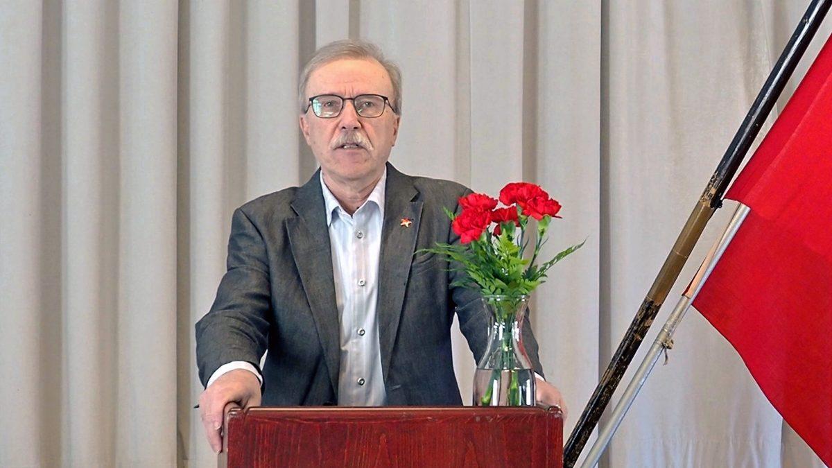 Yrjö Hakanen: Vappupuhe 2021